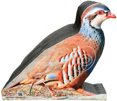 Partridge-Perdrix-Perdiz-Perdiu (32 x 29 cm) Image