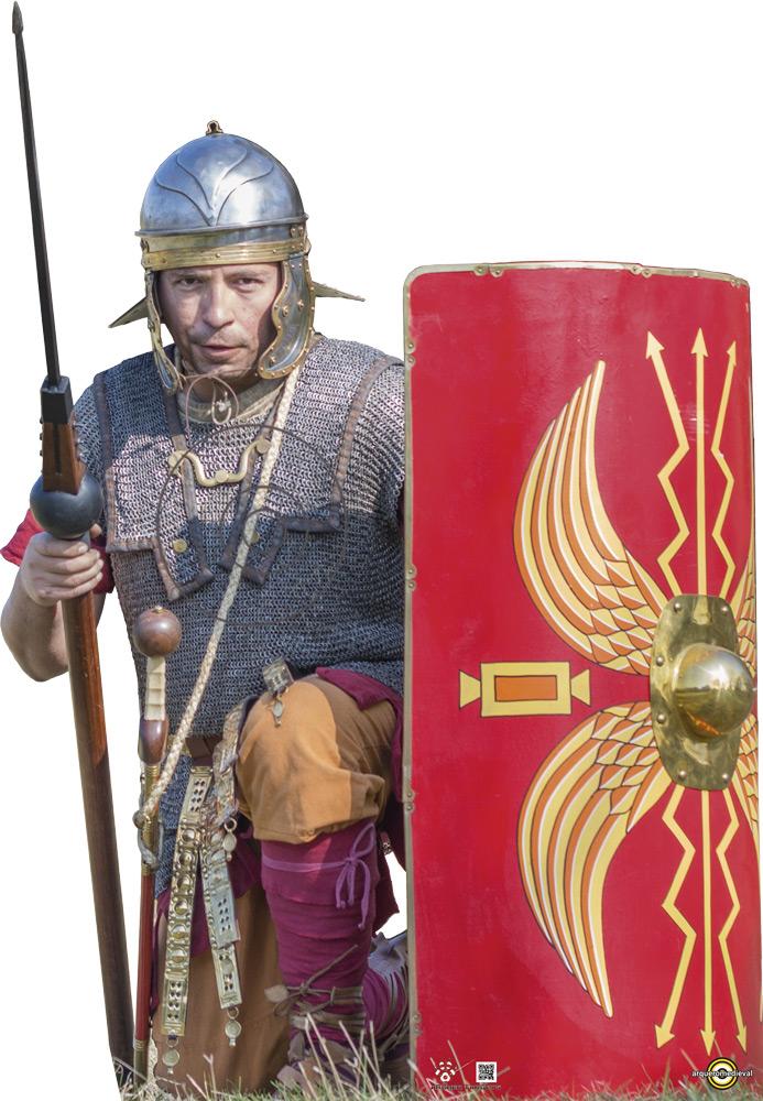Legionario romano Legionari romà Roman legionary Légionnaire romain